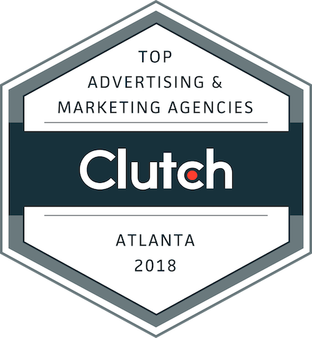 badge for top advertising and marketing companies in atlanta