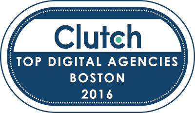 Top Boston Digital Agencies Badge