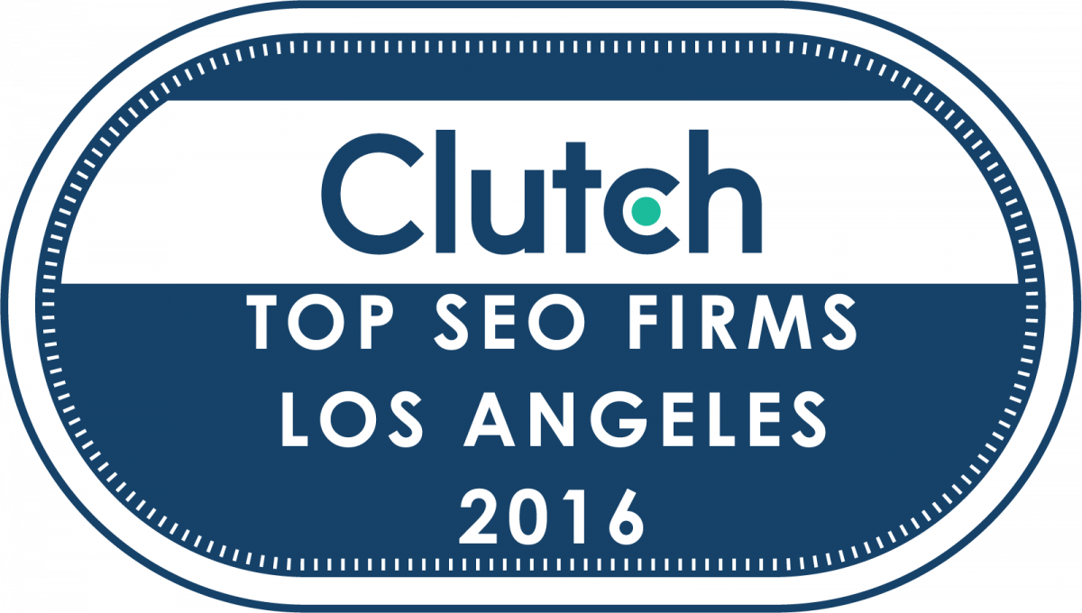 clutch top los angeles seo firms 2016