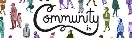 Community.is Newsletter Header