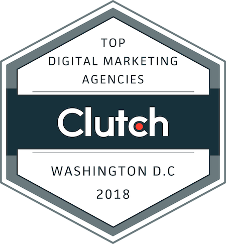 badge for top digital marketing agencies in washington, dc