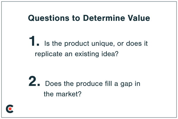 Questions to Determine Value