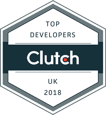 Top Developers UK 2018 Badge
