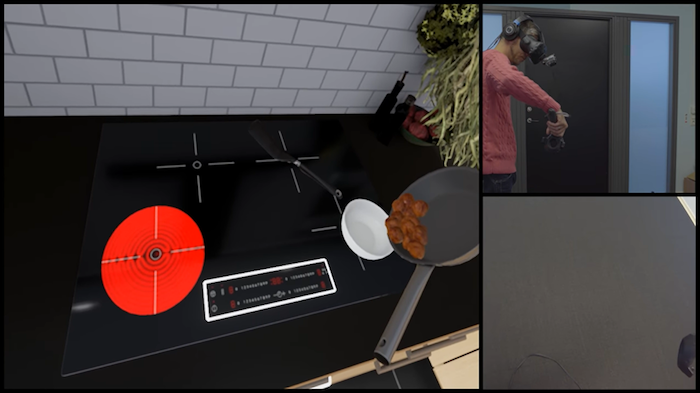Application IKEA VR
