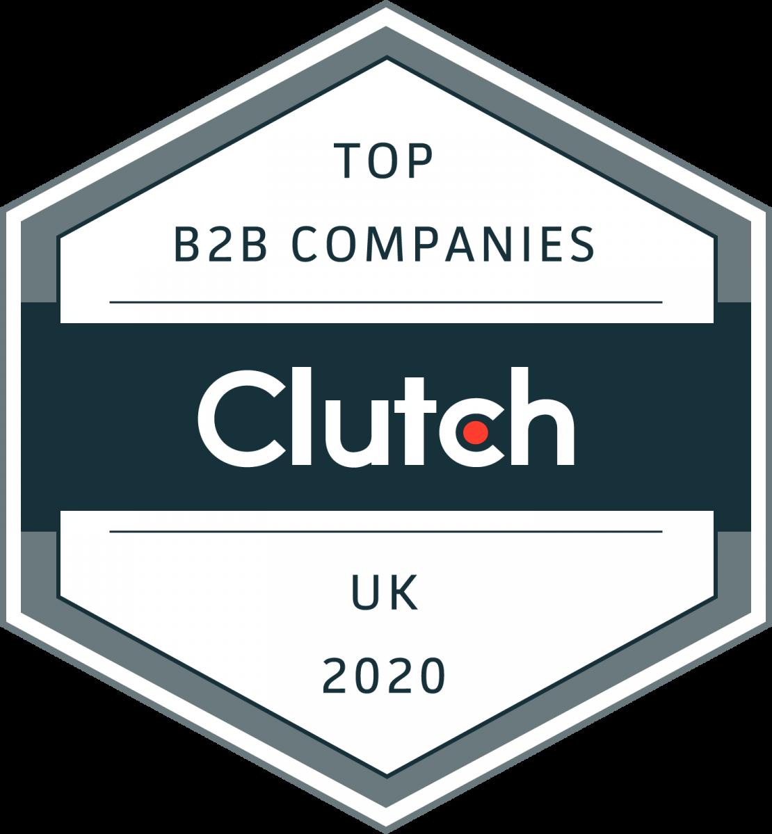 Top B2B Companies 2020 United Kingdom