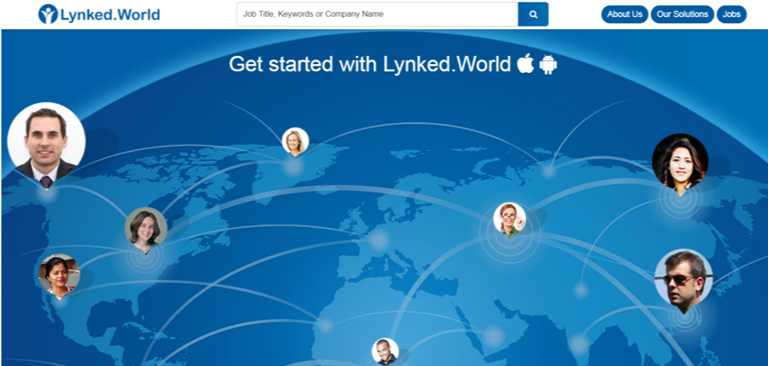 Lynked.World allows users to securely store and share personal identification documents with businesses and public institutions.