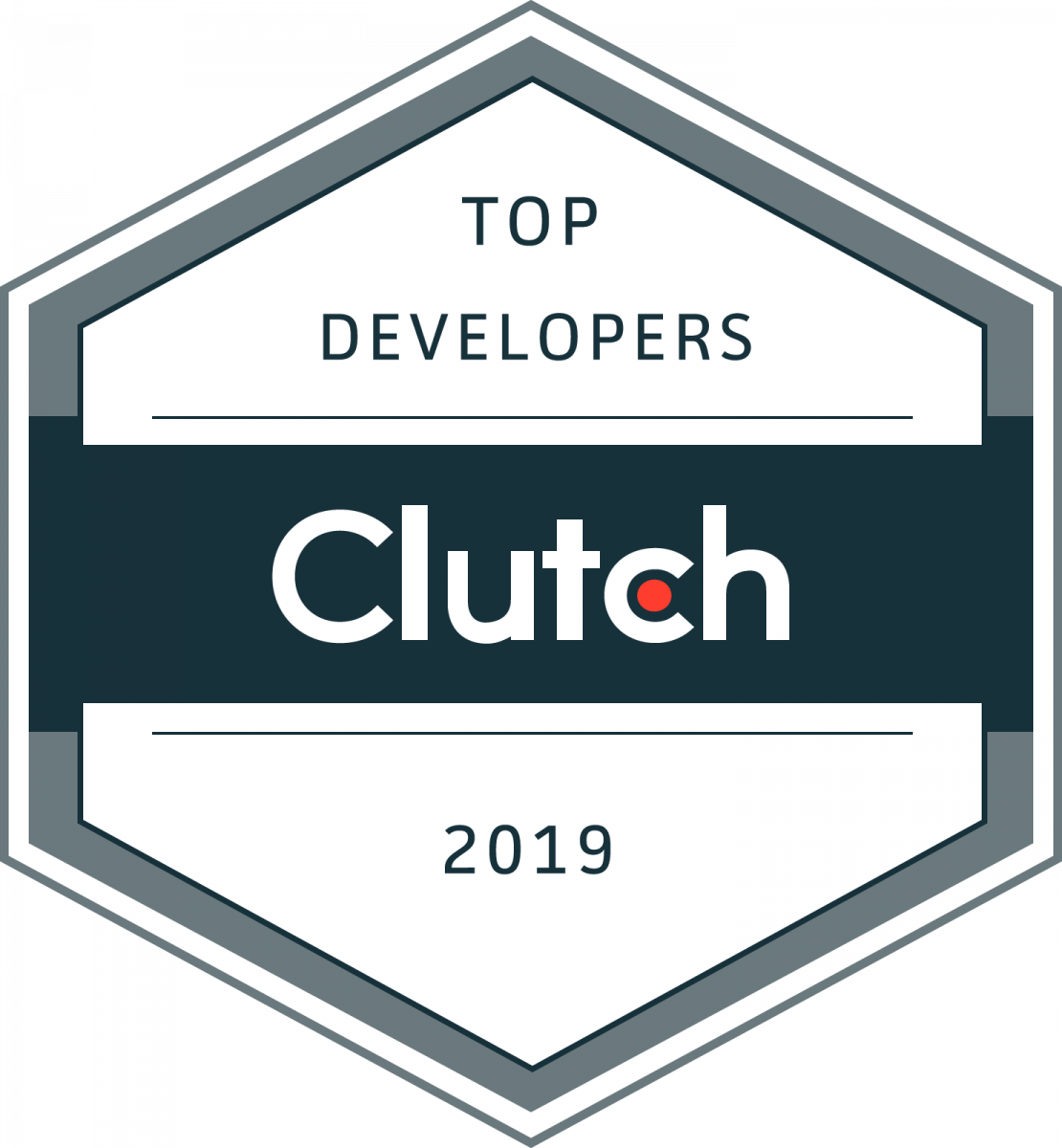 Top Developers Clutch Award