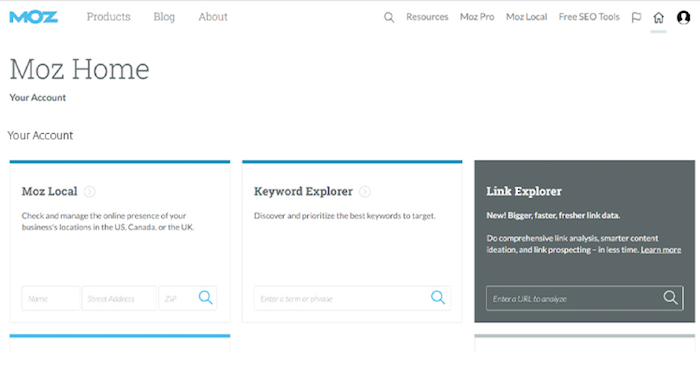 Moz Local- SEO tool Bangladesh