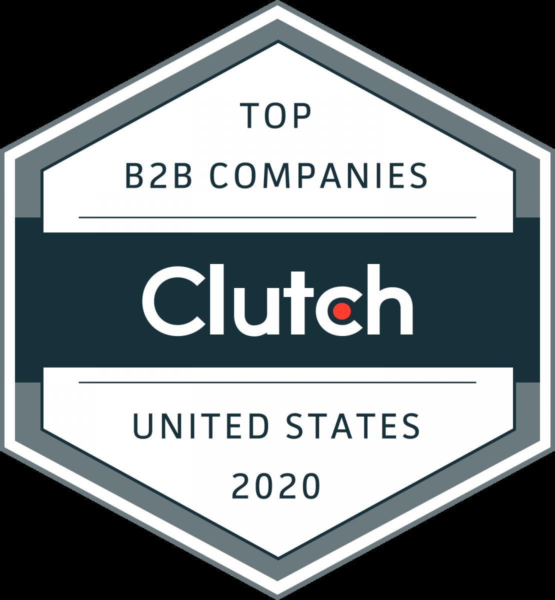 top b2b providers US 2020