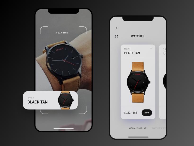 |AR Concept App