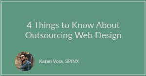 4 Steps to Determine if You Should Outsource Your Web Redesign