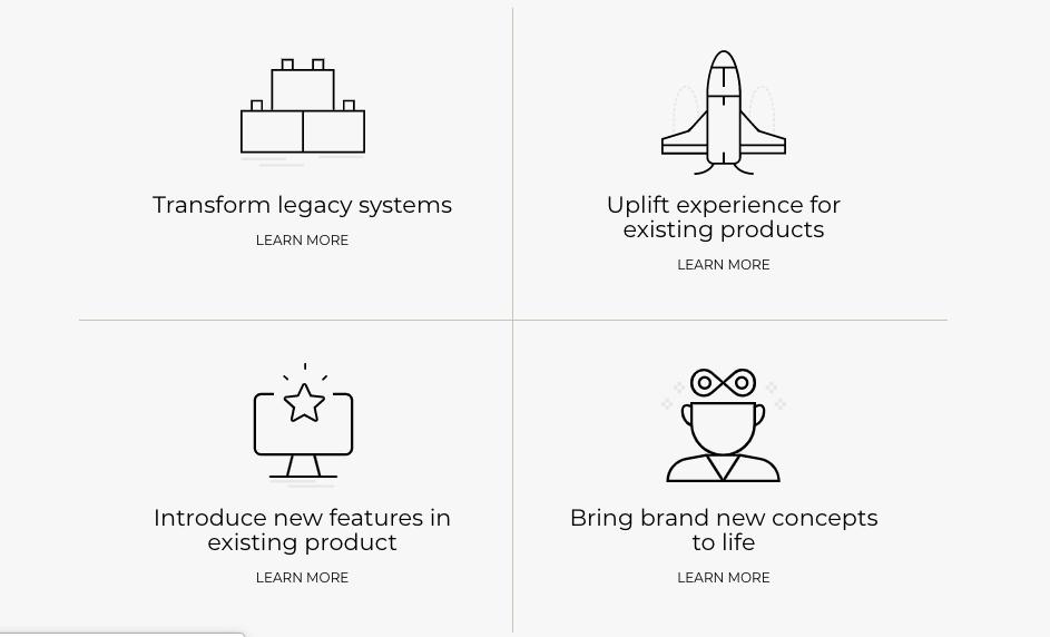 Koru UX Design Agency Offers