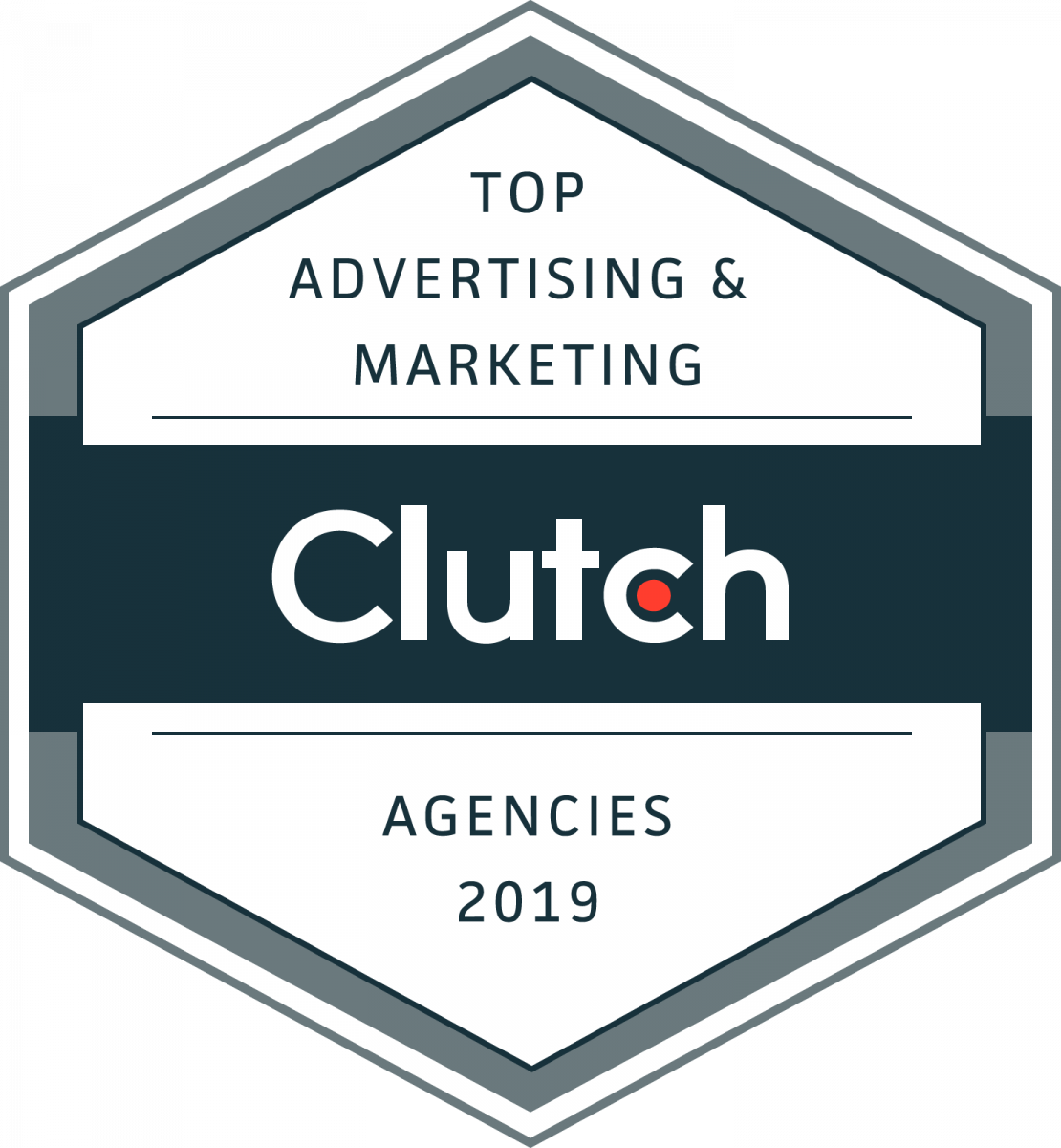 Top Advertising & Marketing Agencies Clutch Award