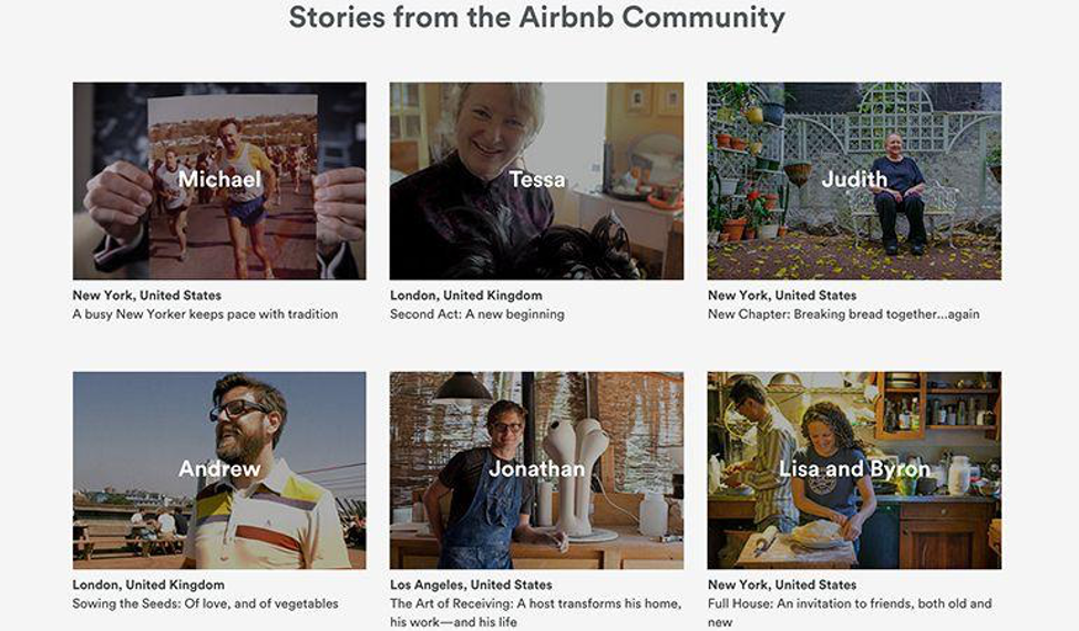 airbnb stories from the community