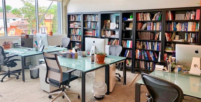 Coworking suite