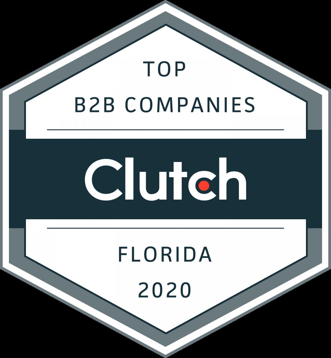 Top B2B Companies Florida 2020
