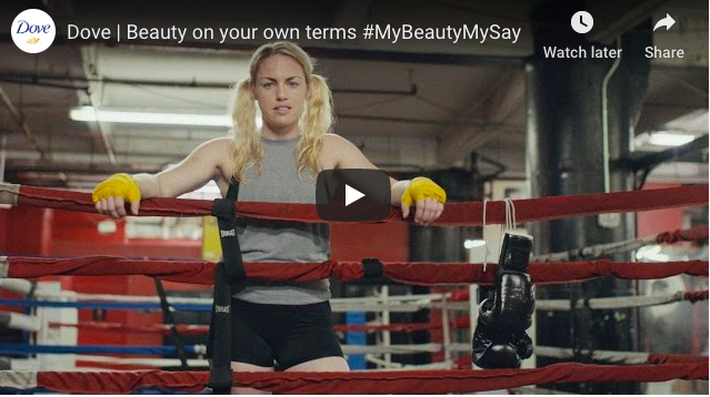 Dove's Video Campaign: Real Beauty