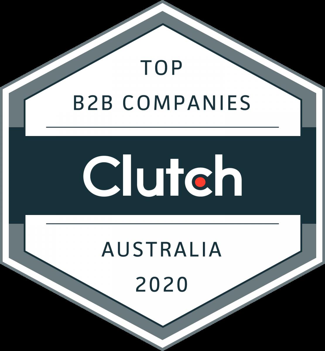 australia b2b leaders 2020