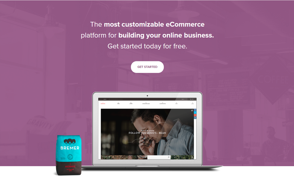 WooCommerce claims to be the most customizable e-commerce platform for businesses.