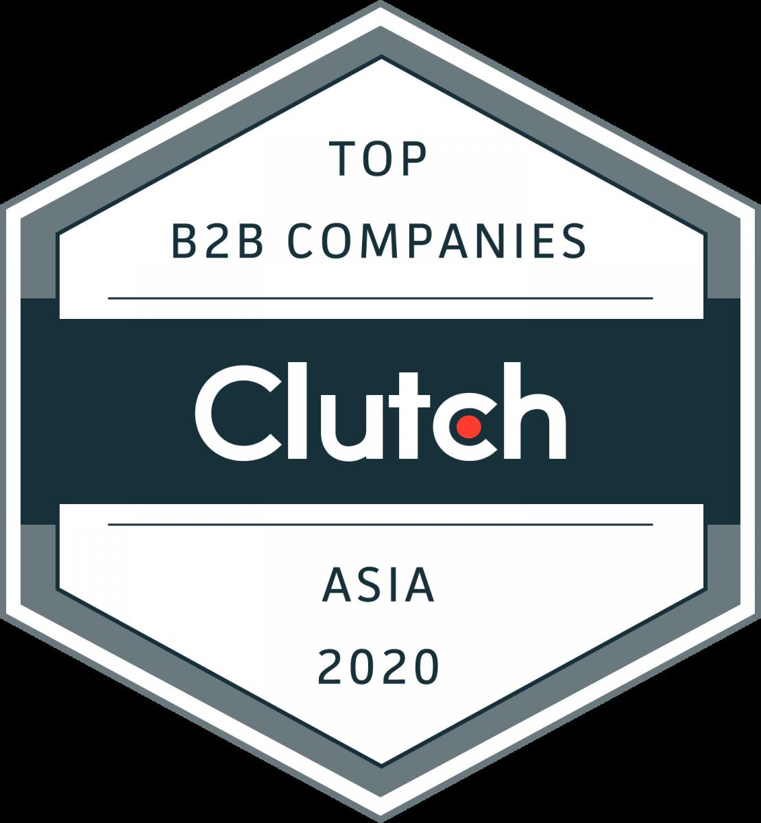 Asia 2020 B2B leaders