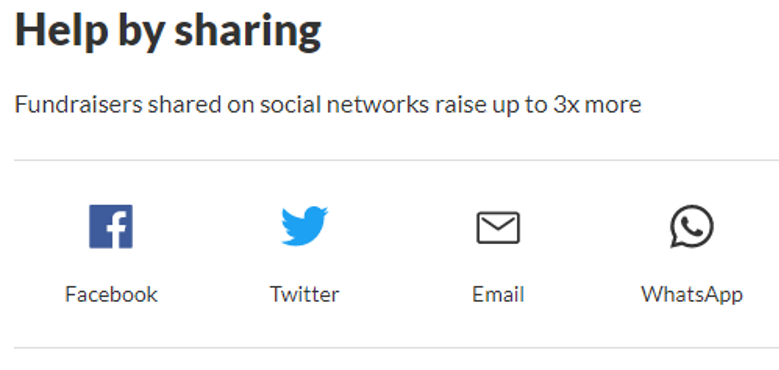 social network sharing to expand your reach