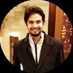 Headshot of Abhishek Talreja