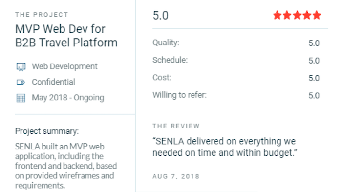 SENLA Clutch review