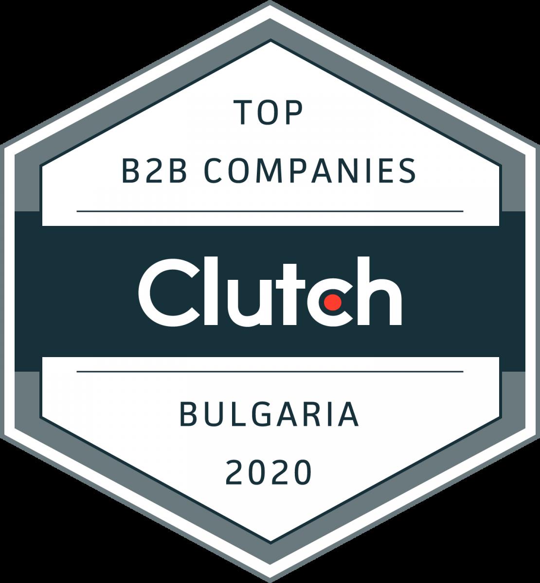 top b2b in bulgaria 2020
