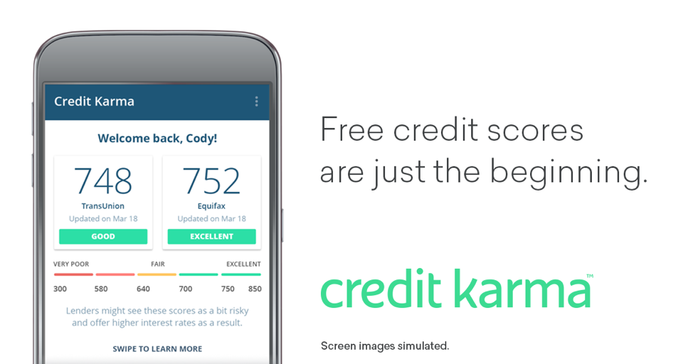 Credit Karma offers free credit scores and a user-friendly dashboard.