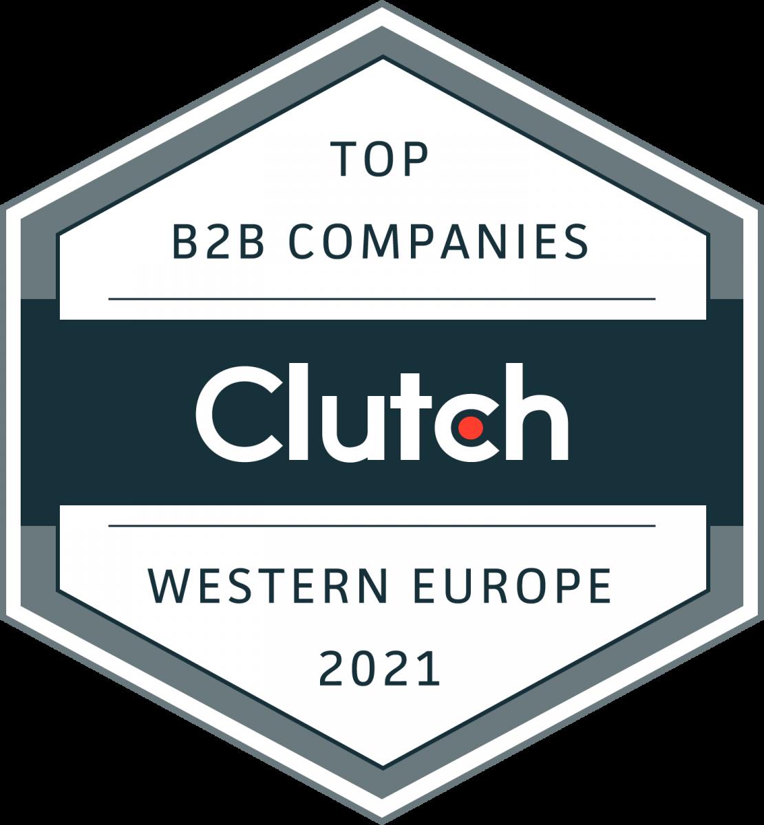 Top B2B Companies Western Europe