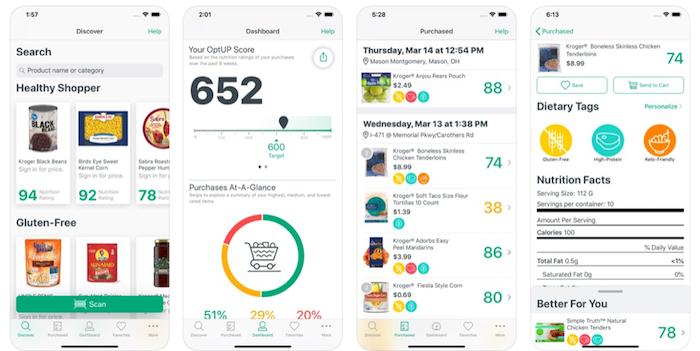 Kroger virtual assistant app