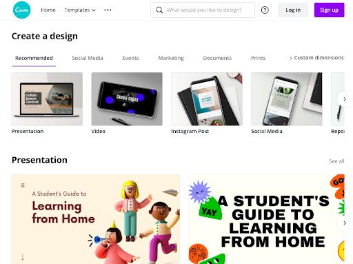 Canva Design Tools for Branding