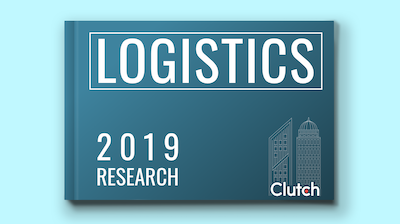 Logistics research title card