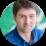 Dmytro Dvurechenskyi Headshot