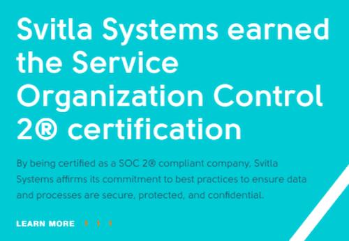 Svitla Systems Award