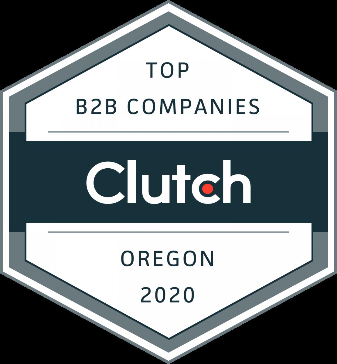 Top Oregon B2B Company