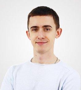 Headshot of Evgeniy Altynpara