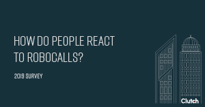 How Do People React to Robocalls?