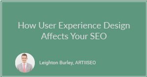 How User Experience Design Affects Your SEO