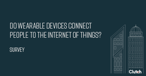 Do Wearable Devices Connect People to the Internet of Things?