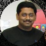 Headshot of Jyotirmay Samanta