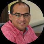 Manish Dudharejia Headshot