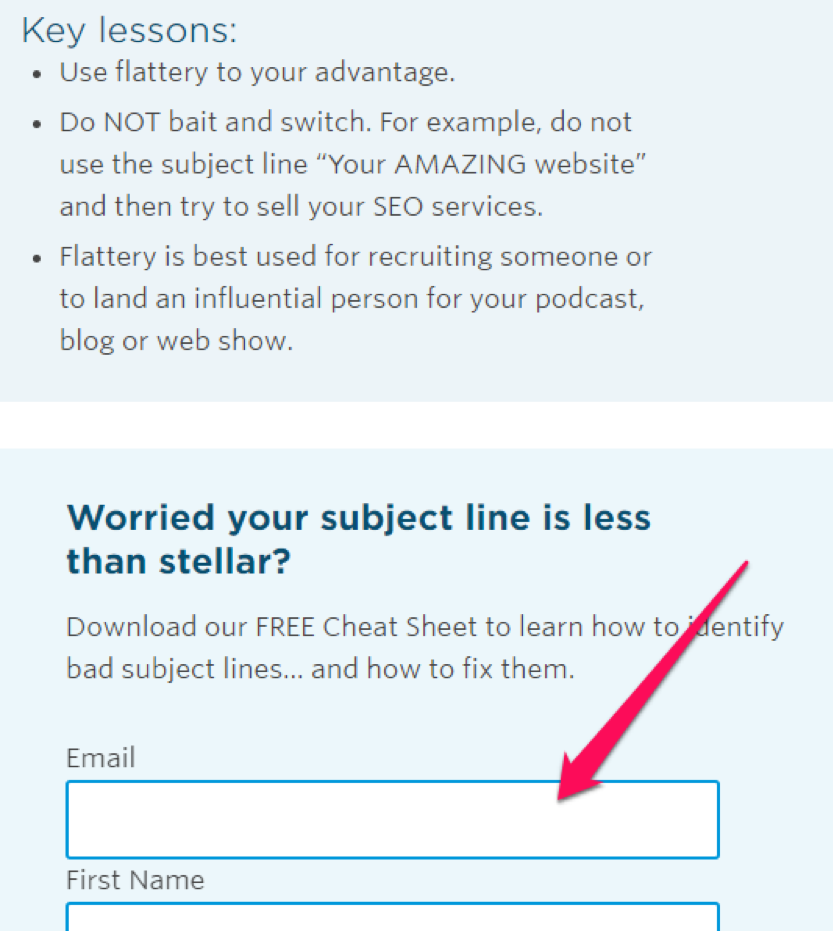 Unbounce Call-to-Action