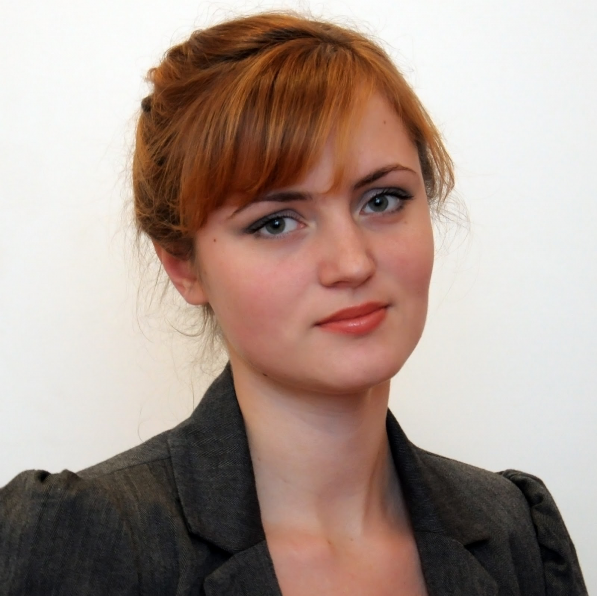 Headshot of Nataliia Kharchenko