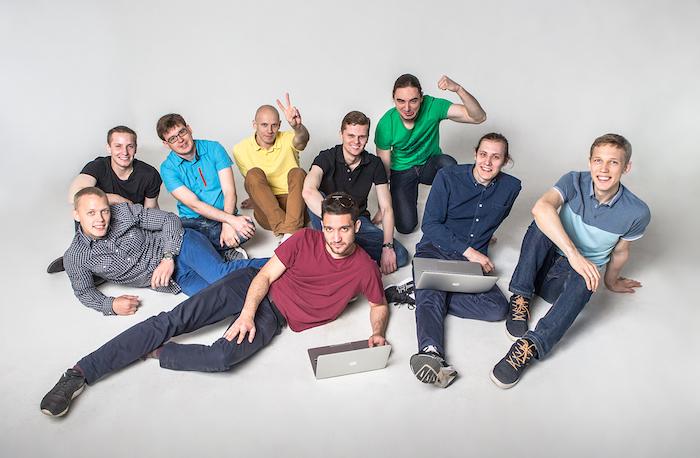 Soshace team