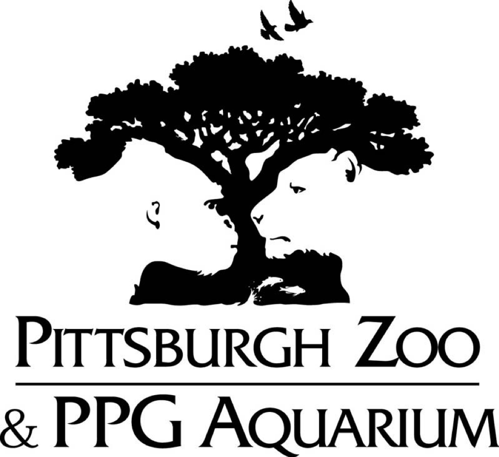 The Pittsburgh Zoo and PPG Aquarium's logo has depth and tells the story behind the business
