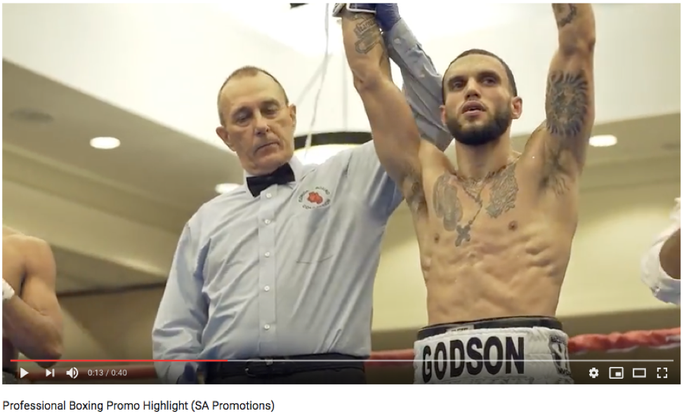 Professional Boxing Promo Highlight