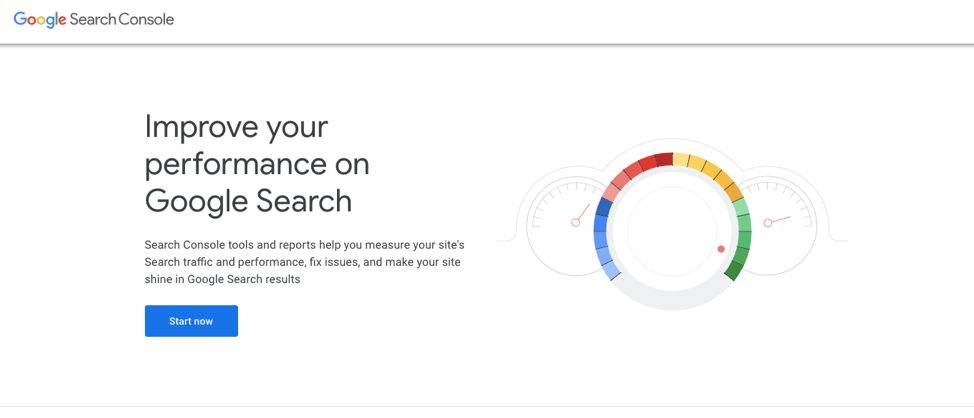 Small businesses can use Google's Search Console to monitor the performance of their website.