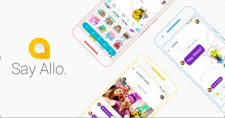 Say Allo App