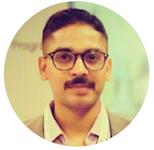 Headshot of Prateek Saxena